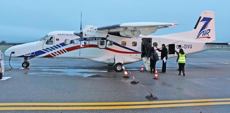 A linha aérea entre Bragança e Algarve vai ser suspensa a partir do dia 22