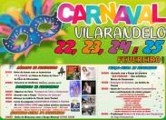 Rádio Onda Livre leva programa Feiras e Festas até ao Carnaval de Vilarandelo