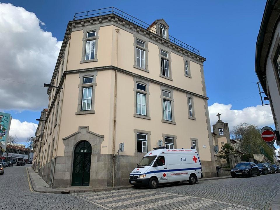Infetados de um lar em Vila Real já foram transferidos para o hospital
