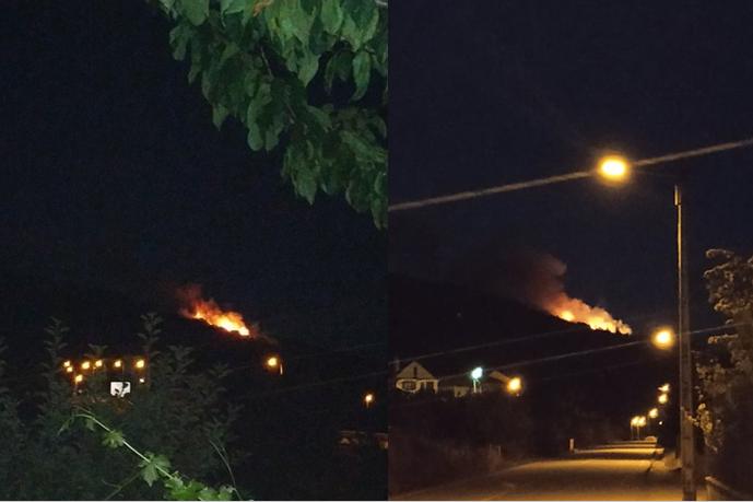 Incêndio na Serra de Bornes já está em resolução