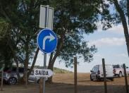 Entradas e saídas da Praia da Ribeira passam a ser feitas por acessos diferentes (Azibo)