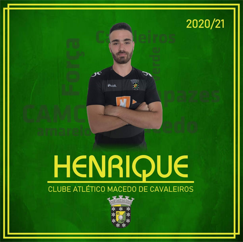 Henrique Martins continua no Macedo e quer colocar o clube nos Nacionais
