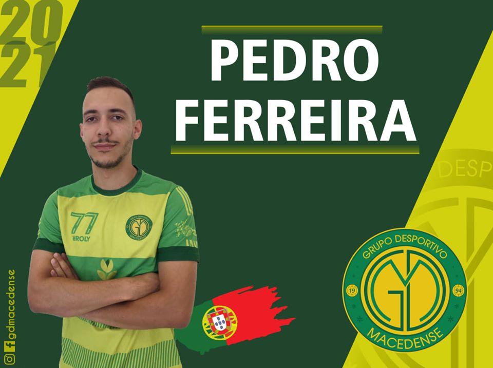 """Pedro Ferreira """"está de volta a casa do GDM"""" na próxima época"""
