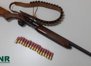 GNR apreendeu arma de fogo em Mogadouro