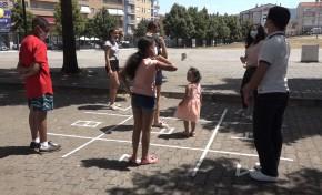 ONDA LIVRE TV - Operação Colmeia promove atividade com crianças