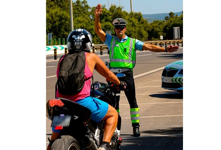 """Está na estrada a operação """"Moto 2020"""" da GNR"""