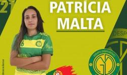 """Patrícia Malta renova com o GDM, o clube que diz fazer """"o coração voltar a bater"""" a cada jogo"""