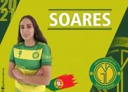 Ana Soares renova pelo Macedense e acredita na subida de divisão