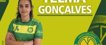 Telma Gonçalves assina por mais uma época com o GDM e quer chegar aos nacionais