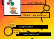 #BEACTIVE - Utentes da CERCIMAC promovem hora desportiva na segunda-feira