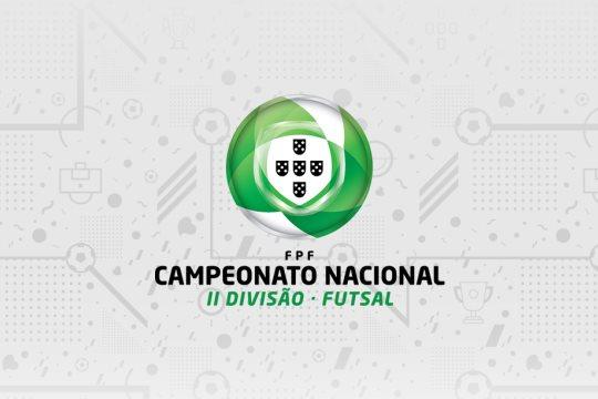 GDM encontra os Amigos de Cerva no início do Campeonato Nacional de Futsal da 2ª Divisão