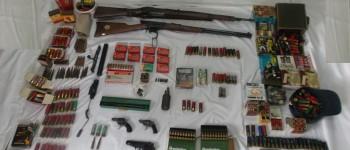 Homem detido em Mogadouro por posse ilegal de armas