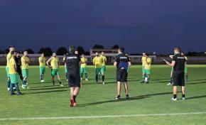 Equipa sénior do Clube Atlético de Macedo de Cavaleiros já trabalha