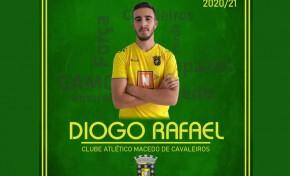 Diogo Rafael renova pelo CA Macedo