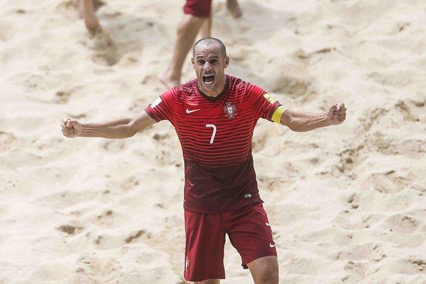 Madjer vai marcar presença na Fase Regional Concentrada do Campeonato Distrital de Futebol de Praia
