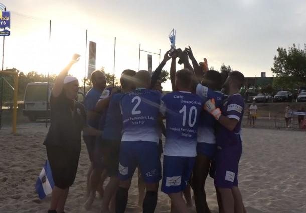 ONDA LIVRE TV – Vila Flor SC sagra-se campeão da Fase Regional Concentrada de Futebol de Praia
