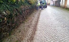 Troço da N216 entre Peredo e Macedo de Cavaleiros já está limpo