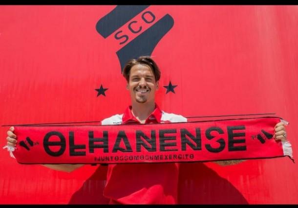 André Dias rescinde com CA Macedo e regressa ao Olhanense