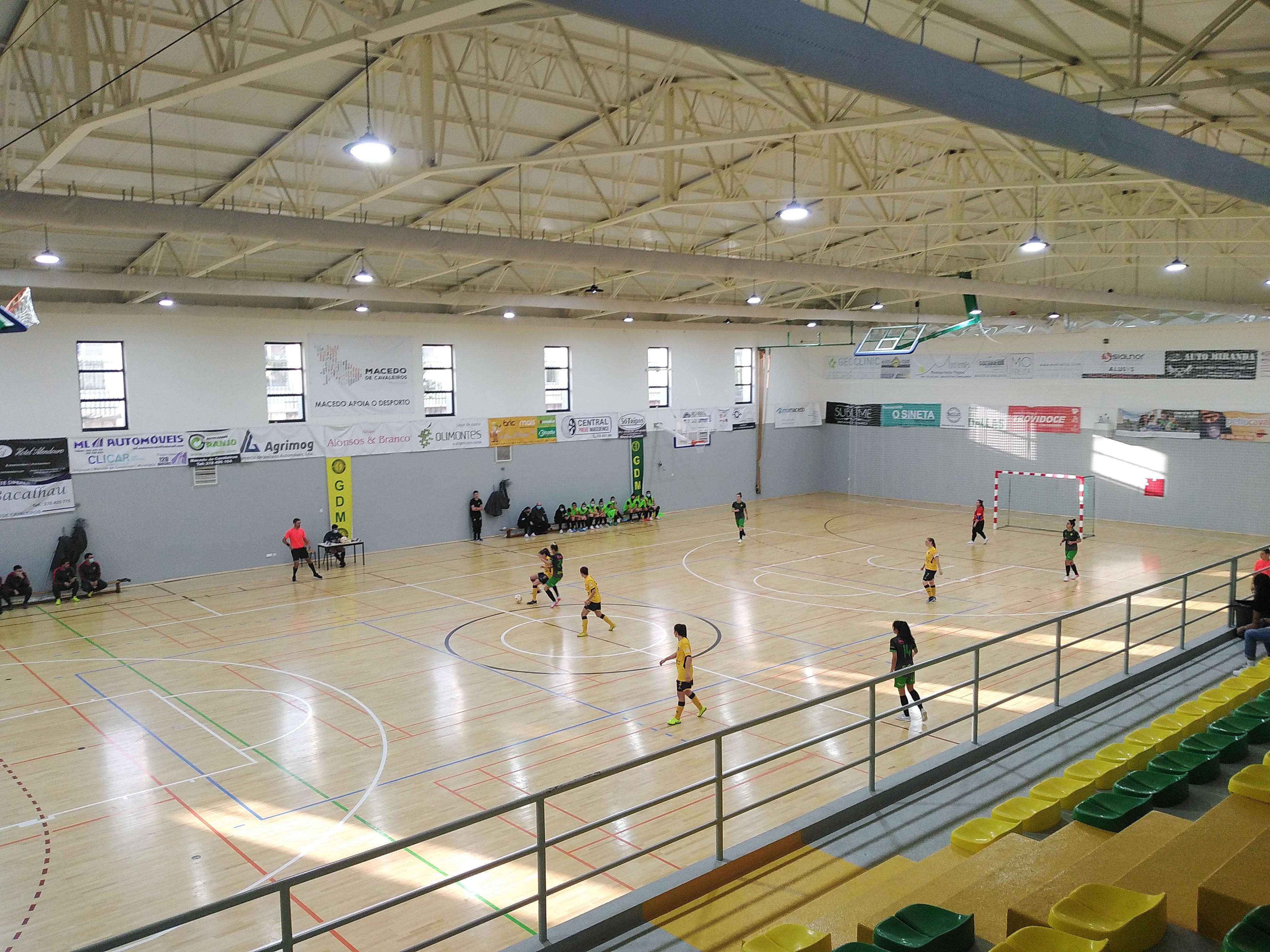 Equipa feminina do GDM vence II Jornada da Taça Nacional por 3-2 com o Futsal Campo