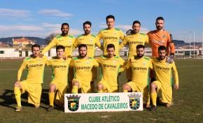 CA Macedo está nas meias finais da Taça Distrital de Futebol da Associação de Futebol de Bragança