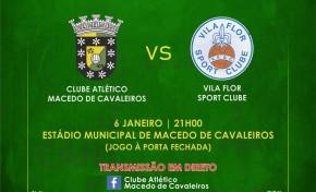 CA Macedo inicia disputa da Taça Distrital esta noite com o Vila Flor