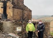 Família que ficou desalojada em Vale de Gouvinhas está a pedir ajuda