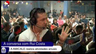 ONDA LIVRE TV – À conversa com Rui Costa com Associação AMICALE