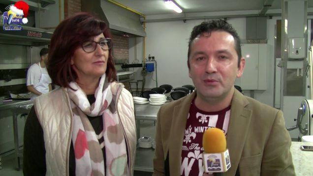ONDA LIVRE TV – Cursos de culinária motivam jovens a aprender a arte de cozinhar