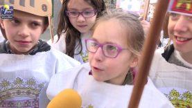 ONDA LIVRE TV – Desfile de Carnaval das escolas dá início ao Entrudo Chocalheiro