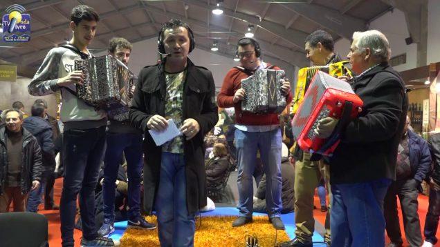 ONDA LIVRE TV – DIRETOS XXI FEIRA DA CAÇA E TURISMO | Grupo de concertinas