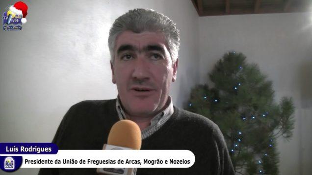 ONDA LIVRE TV – Jantar de convívio de Natal na aldeia das Arcas