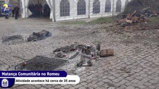 ONDA LIVRE TV – Matança Comunitária junta cerca de 150 pessoas