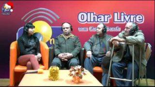 ONDA LIVRE TV – Olhar Livre em estúdio com ouvintes da Rádio Onda Livre (15-12-2016)