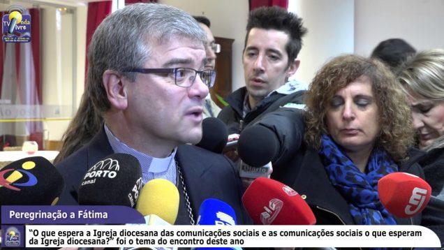 ONDA LIVRE TV – São esperados mais peregrinos da região este ano em Fátima
