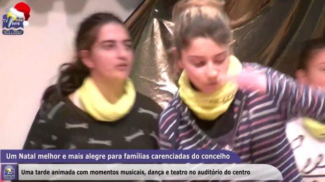 ONDA LIVRE TV – Uma Natal melhor e mais alegre para as famílias carenciadas do concelho