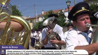 ONDA LIVRE TV – A Banda do Brinço comemorou 113 anos