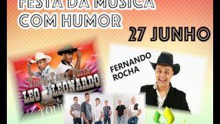 ONDA LIVRE TV – Promo São Pedro 2017 | Festa da Música com Humor com a Rádio Onda Livre