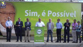 """ONDA LIVRE TV – Candidatura """"Sim, é Possível"""" apresenta motes de campanha"""