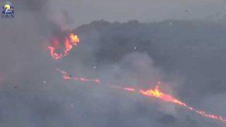 ONDA LIVRE TV – Incêndio ainda lavra no concelho de Macedo
