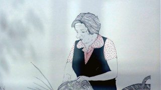 """ONDA LIVRE TV – """"Raízes"""" ilustradas a caneta para ver no Centro Cultural"""
