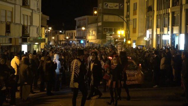 ONDA LIVRE TV – Desfile de Carnaval animou a noite de sábado em Macedo