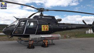 ONDA LIVRE TV – Macedo já recebeu o primeiro helicóptero bombardeiro em permanência no distrito