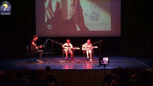 ONDA LIVRE TV – Escola de Guitarra G4 de Macedo organiza segundo concerto solidário