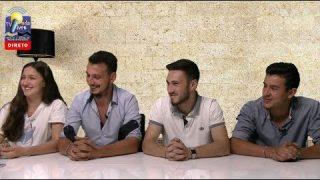 ONDA LIVRE TV – Entrevistas com Rui Costa | À conversa com a banda Toka e Dança