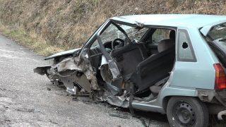 ONDA LIVRE TV  – Colisão rodoviária faz três feridos