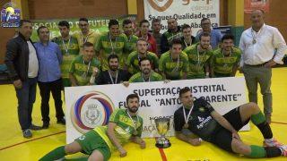 "ONDA LIVRE TV  – Macedense vence Supertaça Distrital ""António Parente"""