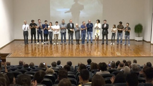 """ONDA LIVRE TV – Minissérie """"Soldado Milhões"""" apresentada em Murça"""