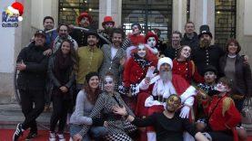 ONDA LIVRE TV – Animação saiu às ruas de Macedo com a vinda do Pai Natal