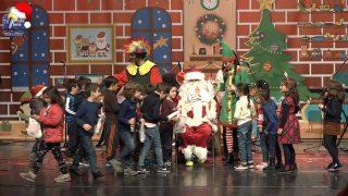 ONDA LIVRE TV – Festa de Natal anima alunos do ensino pré-escolar e do 1º ciclo