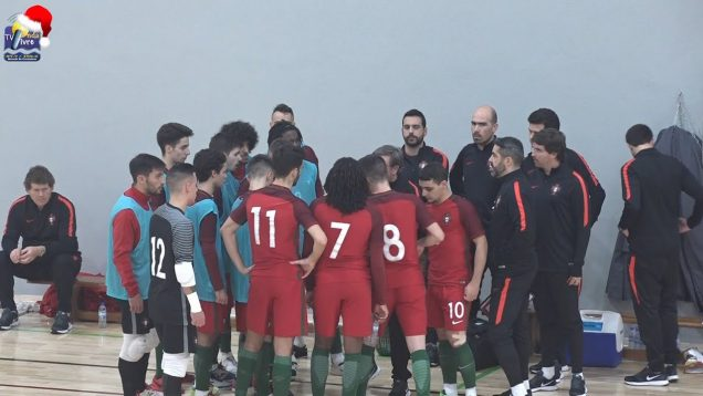 ONDA LIVRE TV – Seleção Nacional Sub-21 de Futsal passa pelo distrito de Bragança